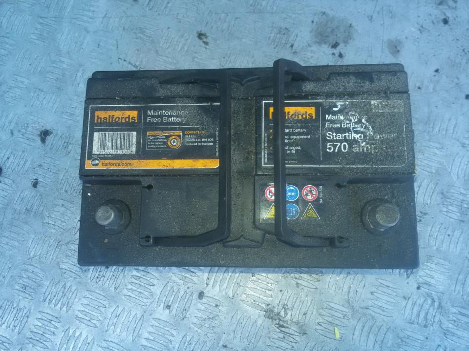 Авто аккумулятор - Аккумуляторы NENUSTATYTA NENUSTATYTA Opel SIGNUM 2003 2.2