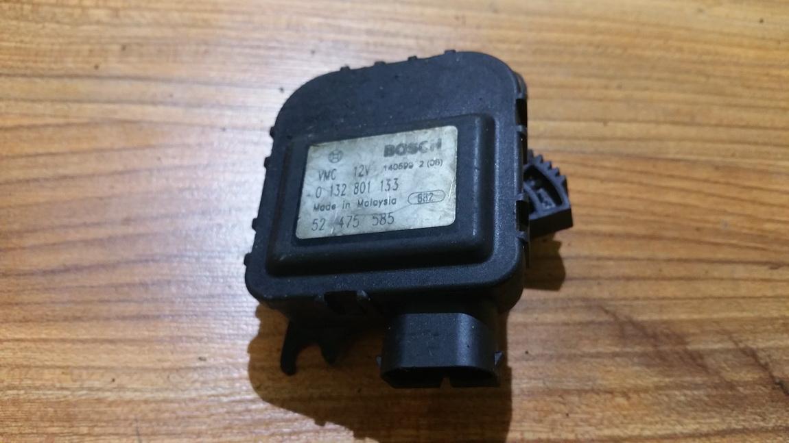 Peciuko sklendes varikliukas 0132801133 52475585, 882 Opel ASTRA 1996 1.7