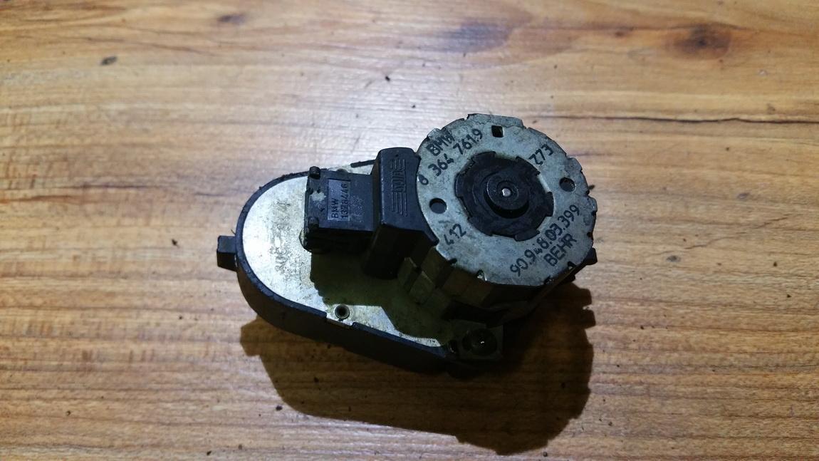 Peciuko sklendes varikliukas 83647619 9094803399, z73, 412 BMW 5-SERIES 2007 2.5