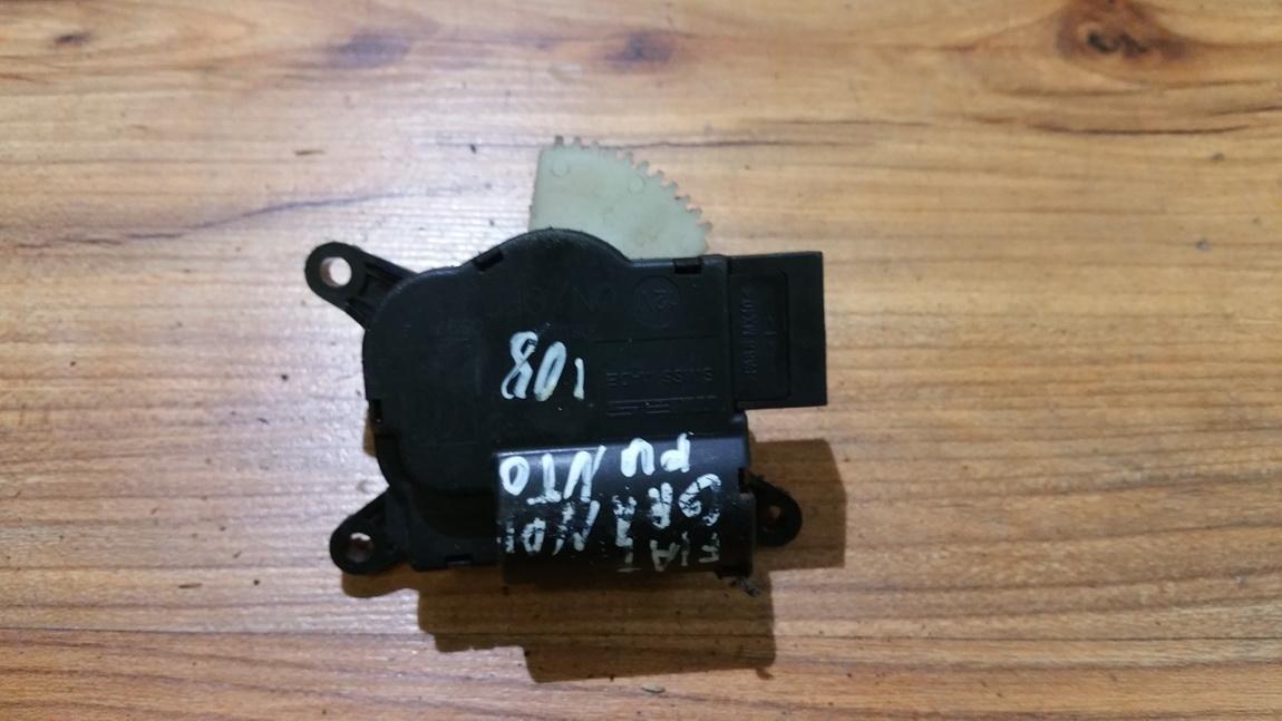 Peciuko sklendes varikliukas a21000700 081200, 059636, 60911201 Fiat GRANDE PUNTO 2007 1.2