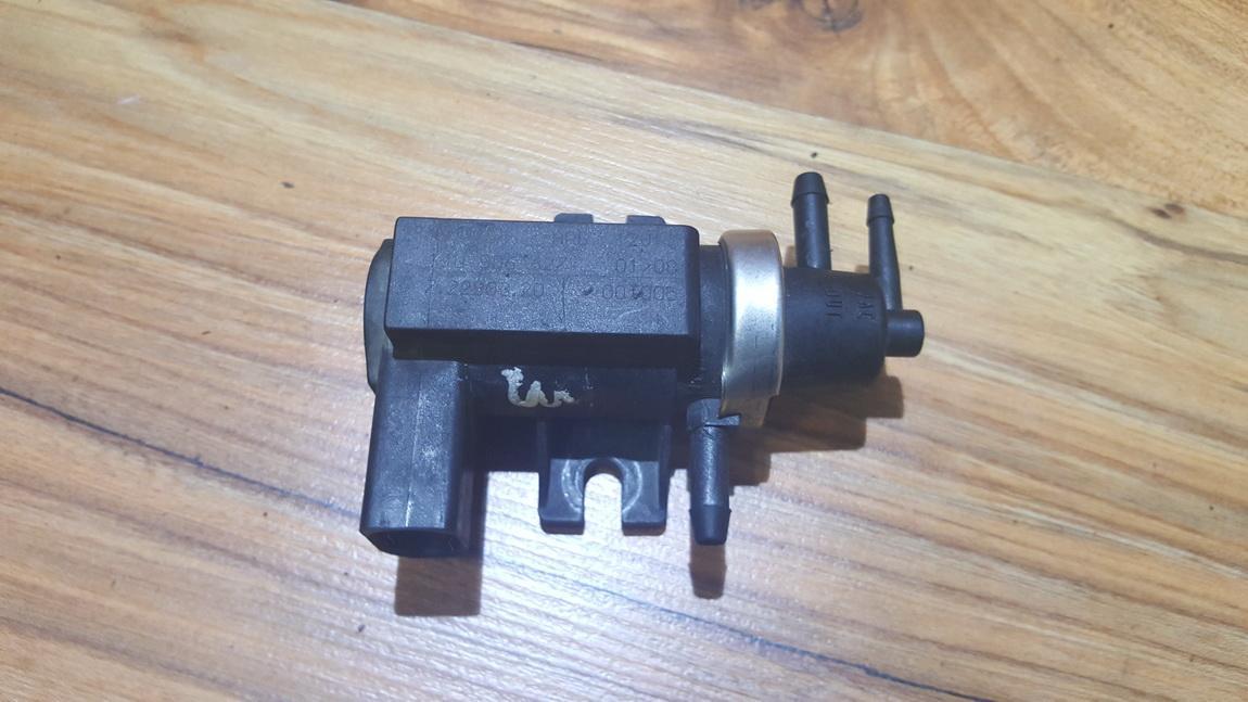 Клапан (Электромагнитный (соленоидный) клапан) 1J0906627 7.22903.20, 00T005, 1J0 906 627 Audi A3 1997 1.8