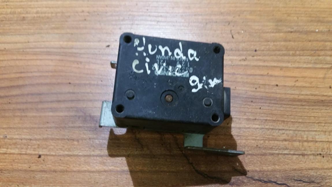 Электродвигатель заслонки отопителя 0637003702 063700-3702, 12L Honda CIVIC 1996 1.4
