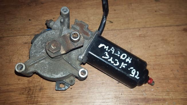 Galinio lango valytuvu varikliukas b18151sbxa 8611000881 Mazda 323F 1999 2.0