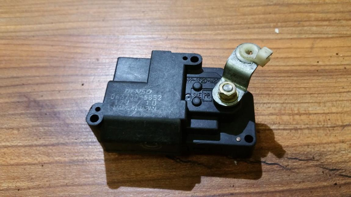 Peciuko sklendes varikliukas Honda  CR-V, 1995.10 - 2002.02