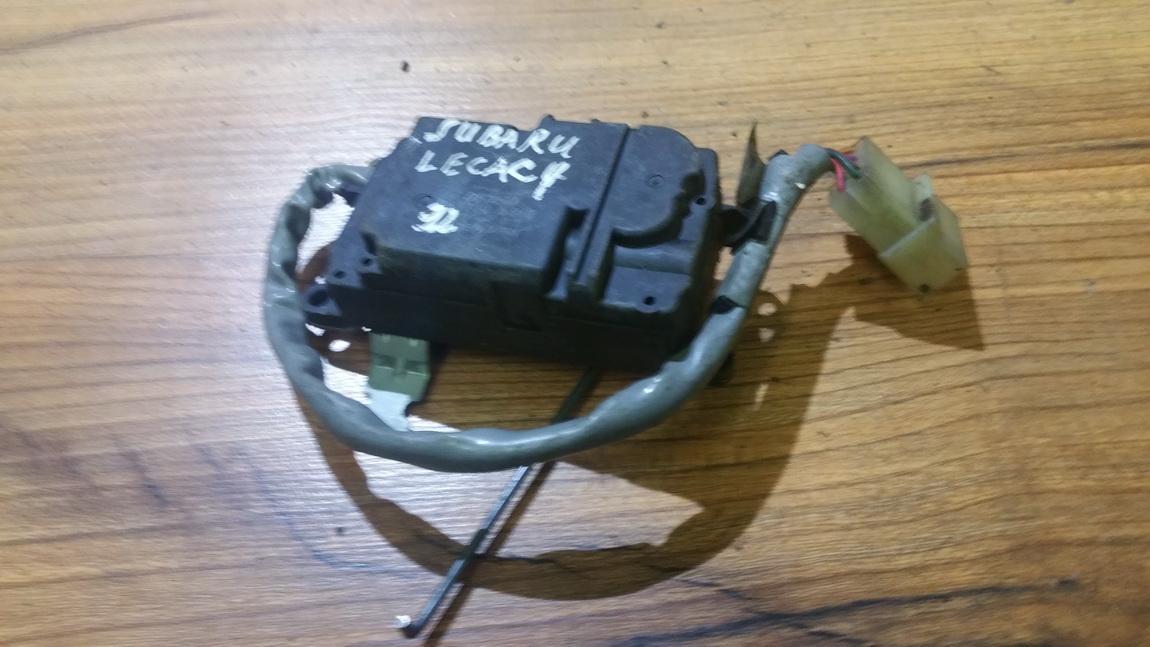 Peciuko sklendes varikliukas 0637005360 063700-5360, 1T Subaru LEGACY 1997 2.0