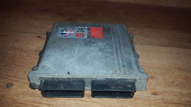 GAS control module (unit computer) Audi 90 1993    2.0 FLysf