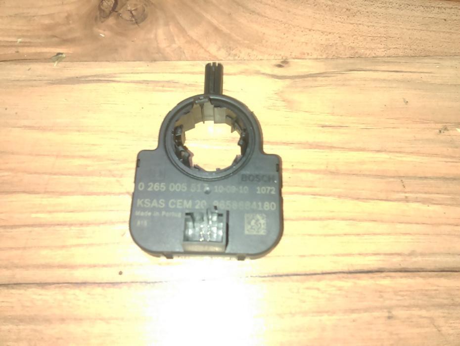 Steering angle sensor Citroen C4 Picasso 2009    2.0 9658684180
