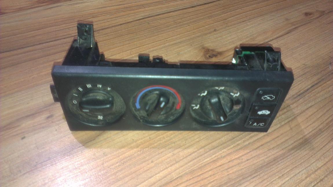 Peciuko valdymas 79600sn7 79600-sn7 Honda ACCORD 1995 2.0