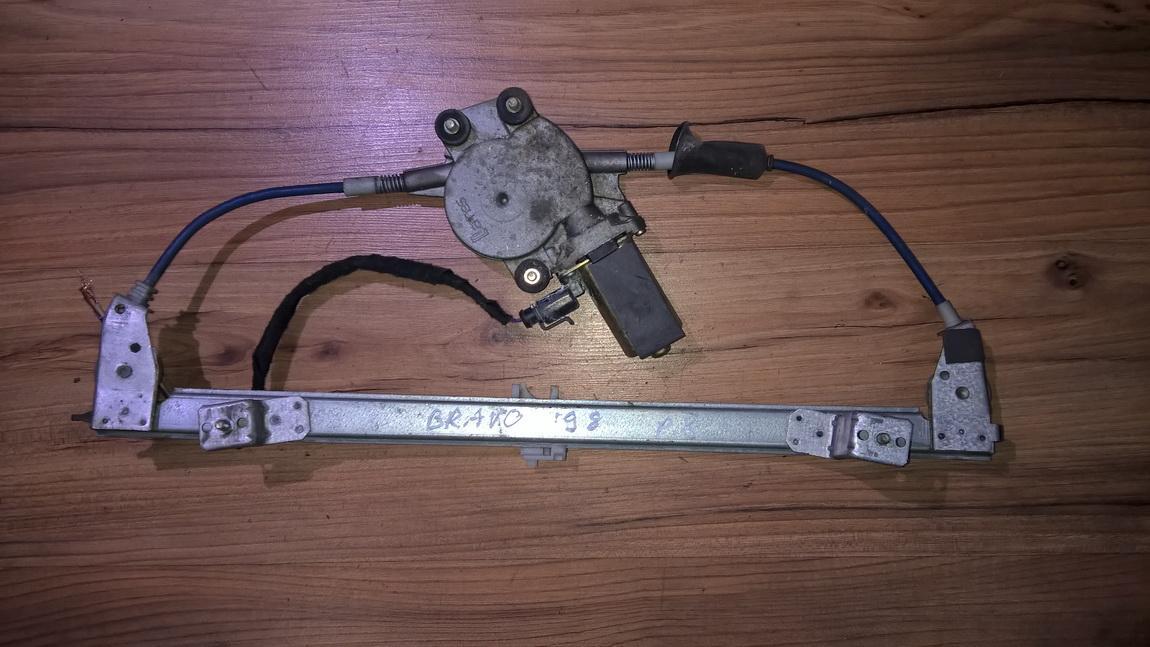 Duru lango pakelejas P.K. 77702590 529516 Fiat BRAVO 1996 1.4