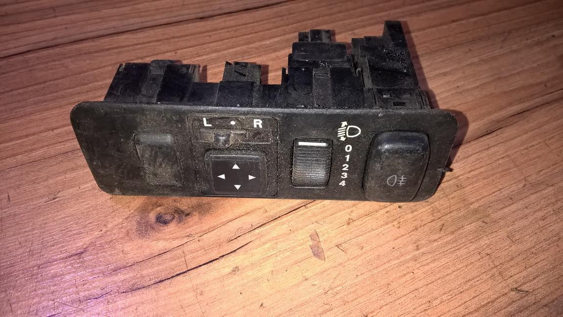 Wing mirror control switch (Exterior Mirror Switch) mr240906 09124 Mitsubishi CARISMA 1996 1.6
