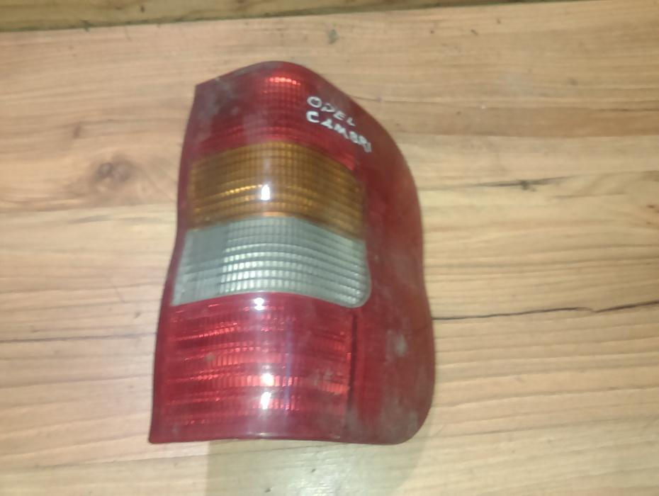 Galinis Zibintas G.D. 67732680 nenustatyta Opel COMBO 1999 1.7