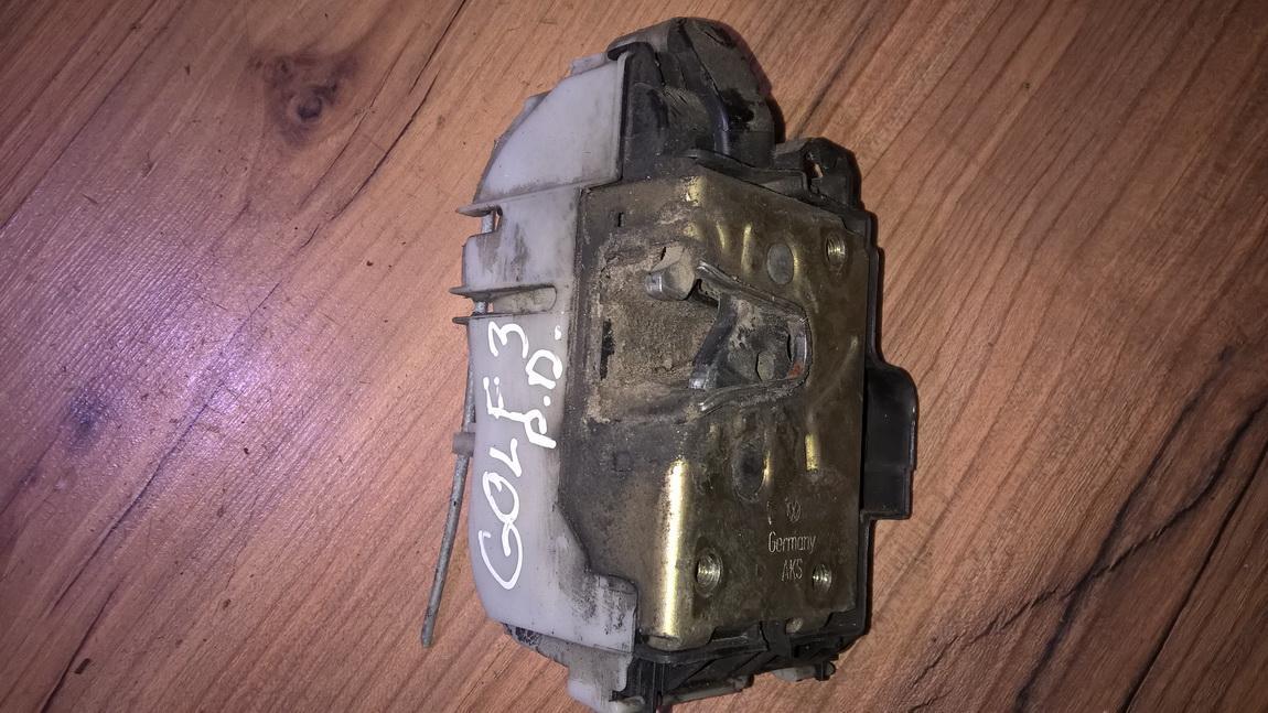 Duru spyna P.D. 1h1837016a 1h0862154 Volkswagen GOLF 2007 1.9
