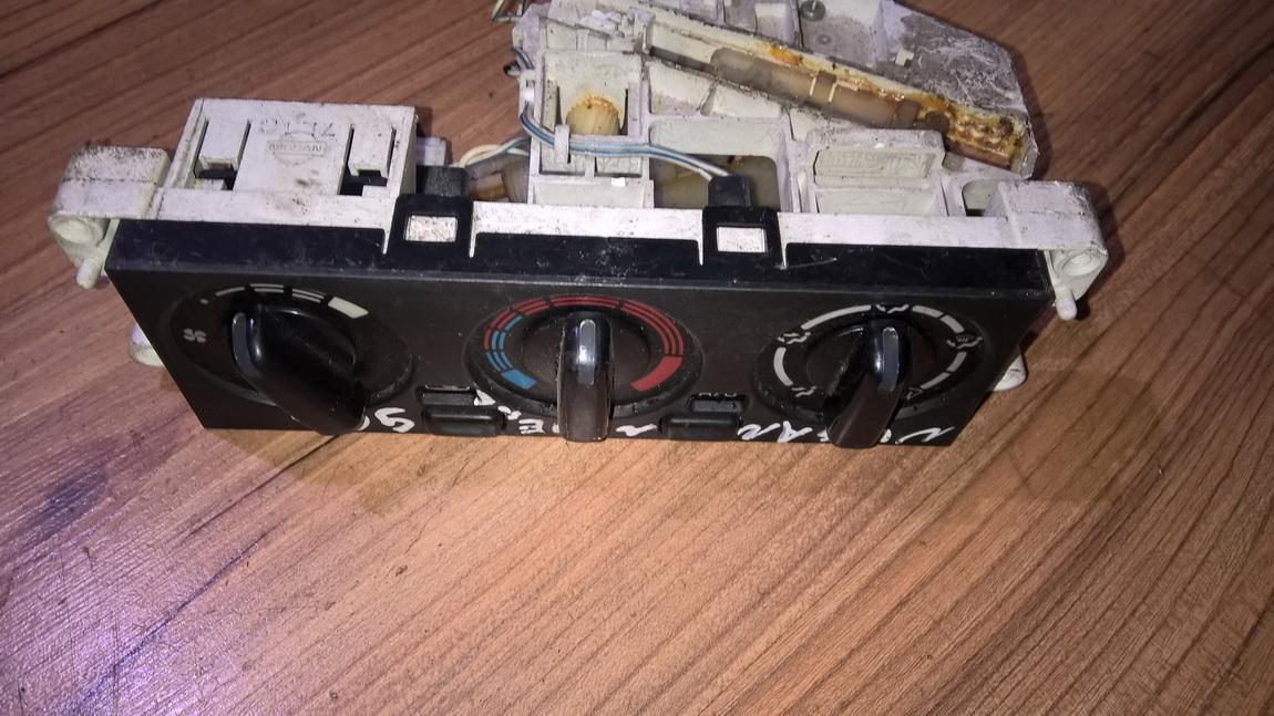 Peciuko valdymas NENUSTATYTA NENUSTATYTA Nissan ALMERA 1997 2.0