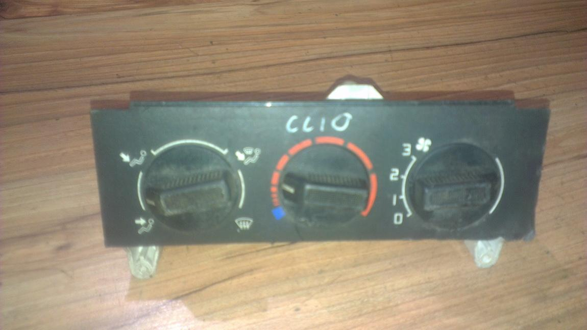 Peciuko valdymas 9041701917 90.704.37.047 Renault CLIO 1995 1.8