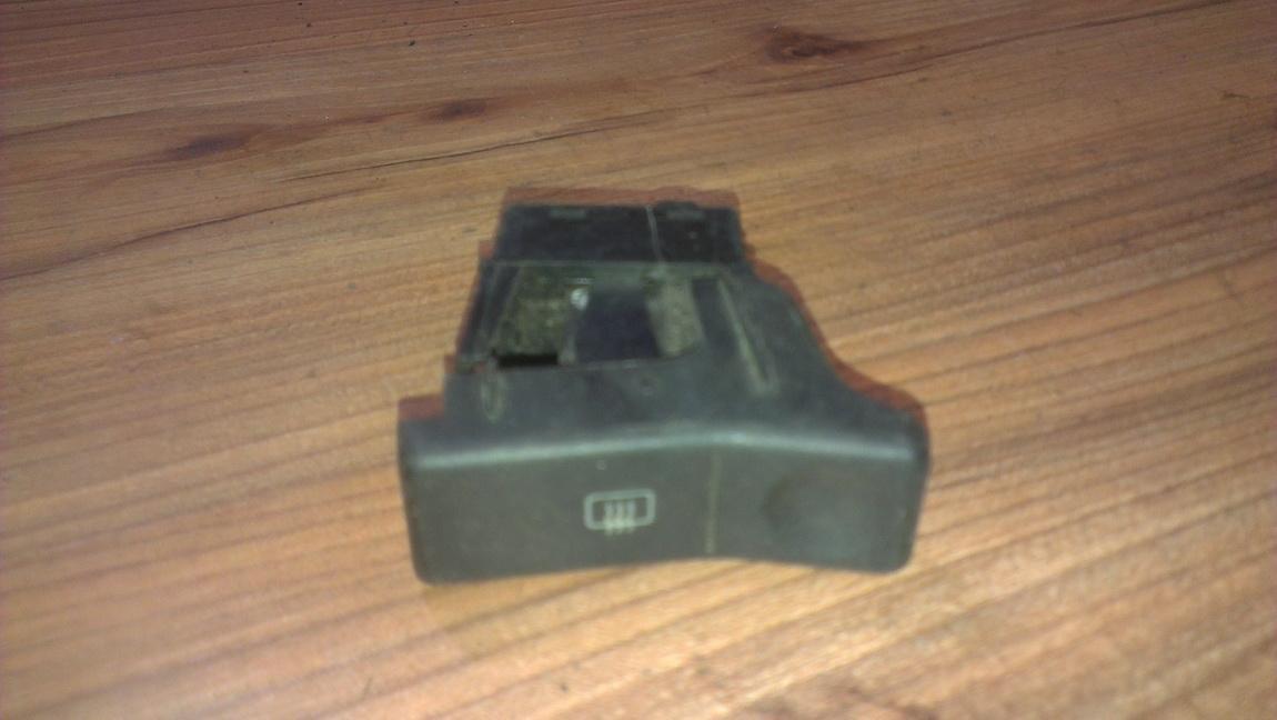 Stiklo sildymo mygtukas 853941503 nenustatyta Audi 80 1987 1.8