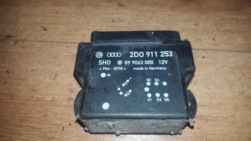 Zvakiu Pakaitinimo rele 2d0911253 899063000 Volkswagen LT 1988 2.8