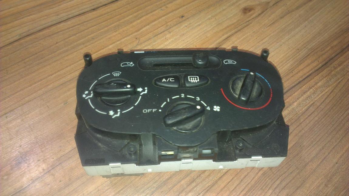 Peciuko valdymas 99210 nenustatyta Citroen XSARA PICASSO 2003 1.6