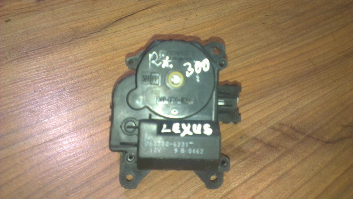 Peciuko sklendes varikliukas 0637006231 063700-6231 Lexus RX - CLASS 2001 3.0