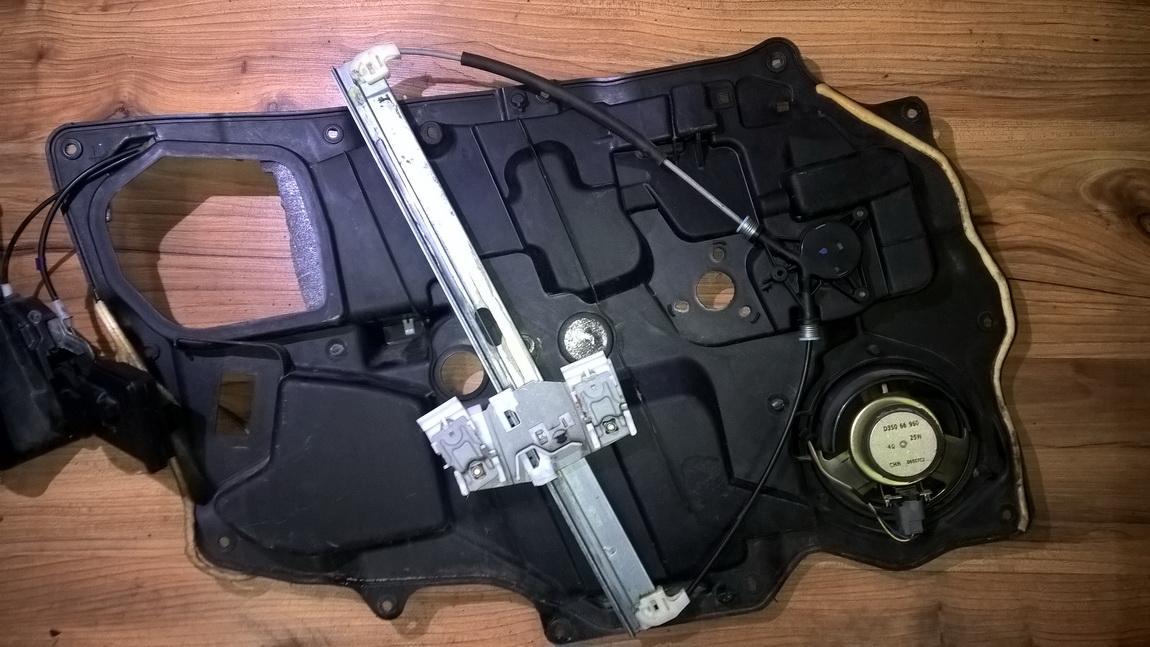 Стеклоподъемник - передний правый NENUSTATYTA NENUSTATYTA Mazda 2 2003 1.4