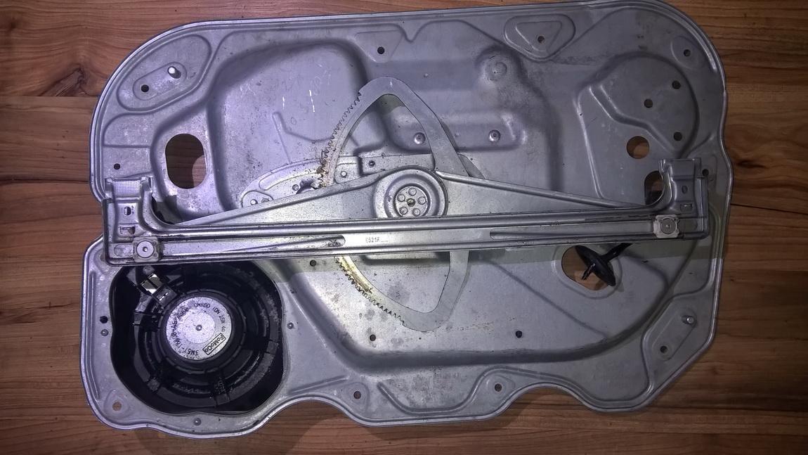 Стеклоподъемник - передний левый 4m51a045h17a 4m51-a045h17-a Ford FOCUS 1999 1.8