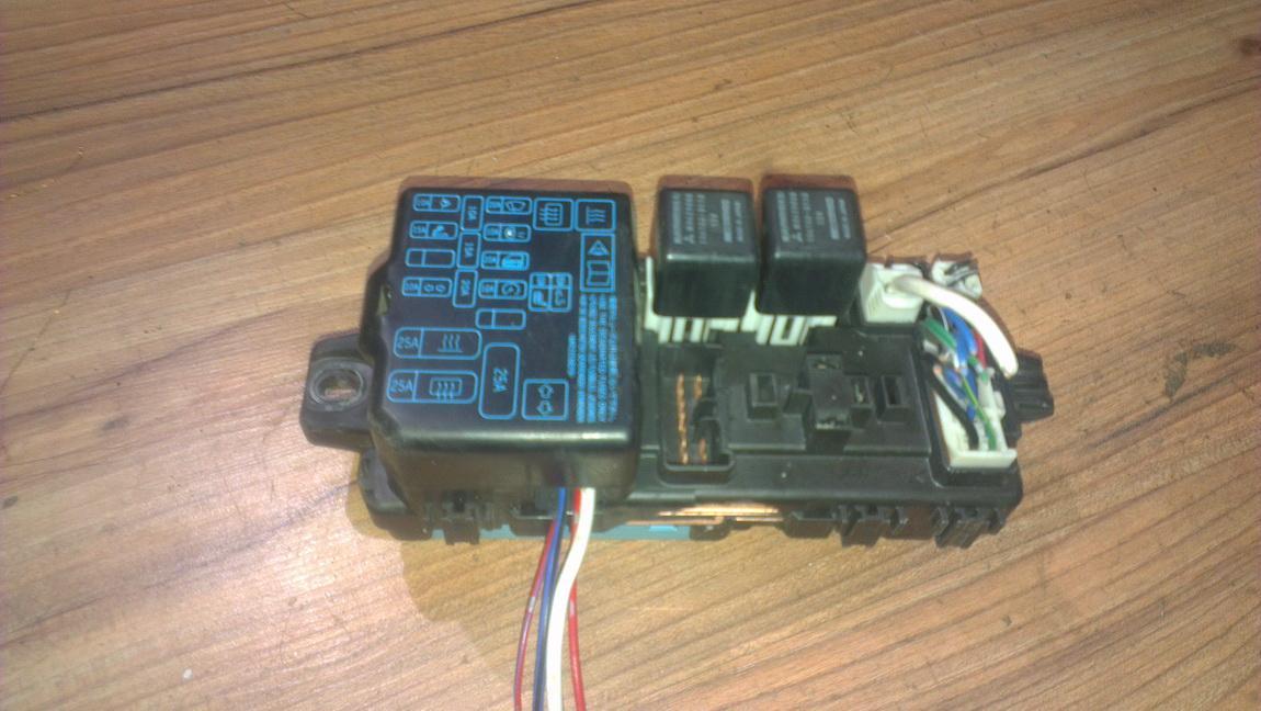 Saugikliu deze mr228760 mr203829 Mitsubishi LANCER 2004 1.6