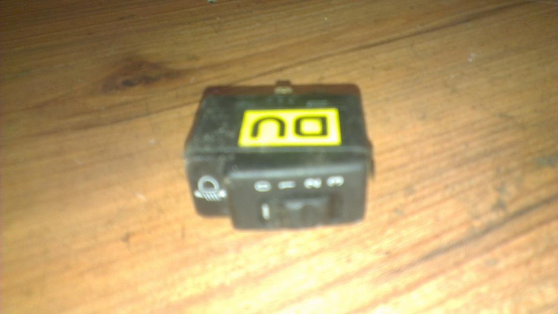 Кнопка корректора фар NENUSTATYTA nenustatyta Opel TIGRA 1995 1.6
