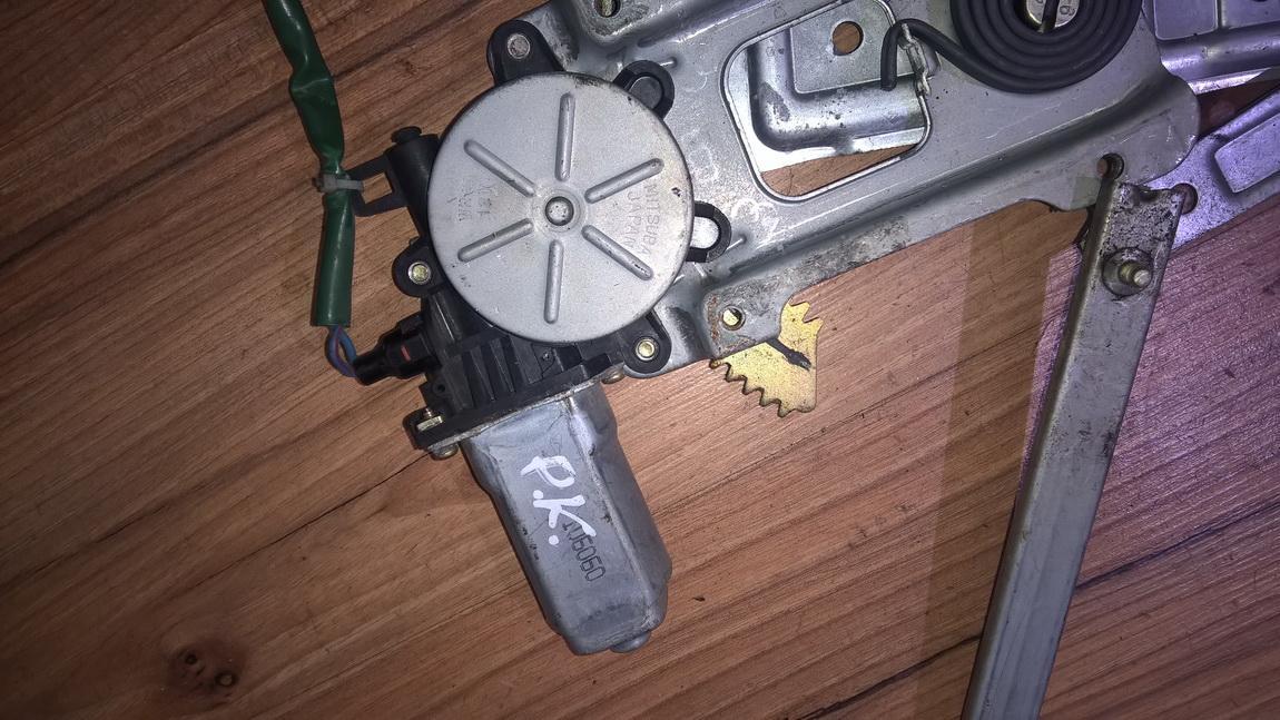 Duru lango pakelejo varikliukas P.K. NENUSTATYTA NENUSTATYTA Subaru FORESTER 1999 2.0