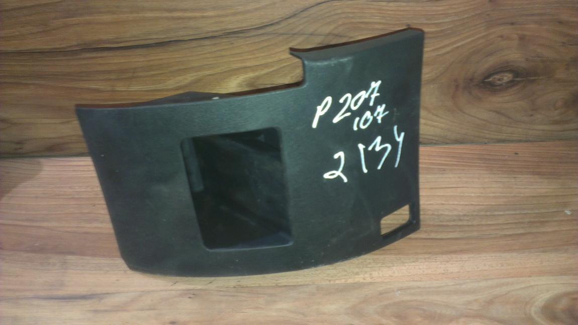 Glove Box Assembly 9656703477 nenustatyta Peugeot 207 2009 1.4
