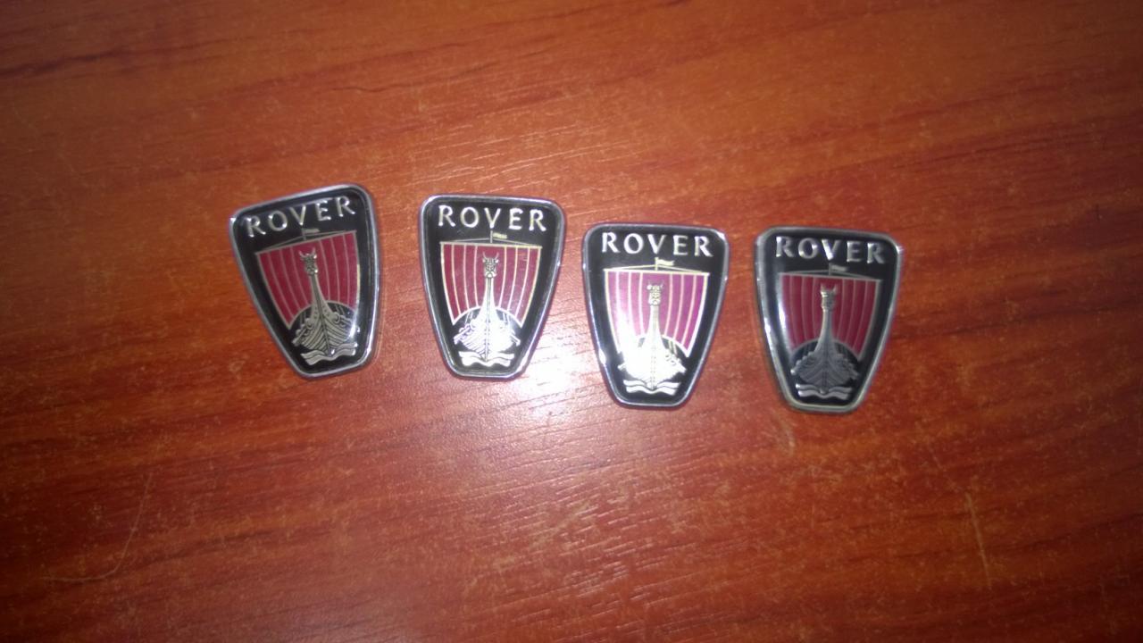 Задние Эмблема Rover 400-Series 1997    1.4