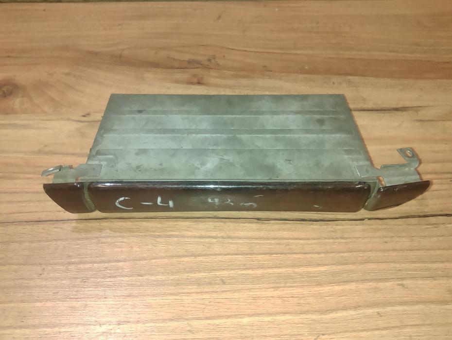 Center Console Ashtray (Ash Tray) 4A1857951 NENUSTATYTA Audi 100 1985 2.0