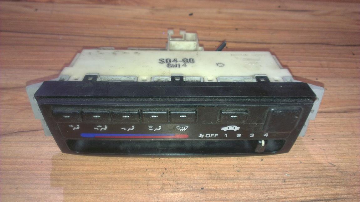 Peciuko valdymas NENUSTATYTA ennustayyta Honda CIVIC 1993 1.3