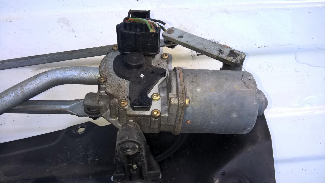 Priekinis langu valytuvu varikliukas 2S6T17B571BC 2S6T-17B571-BC Ford FUSION 2004 1.4