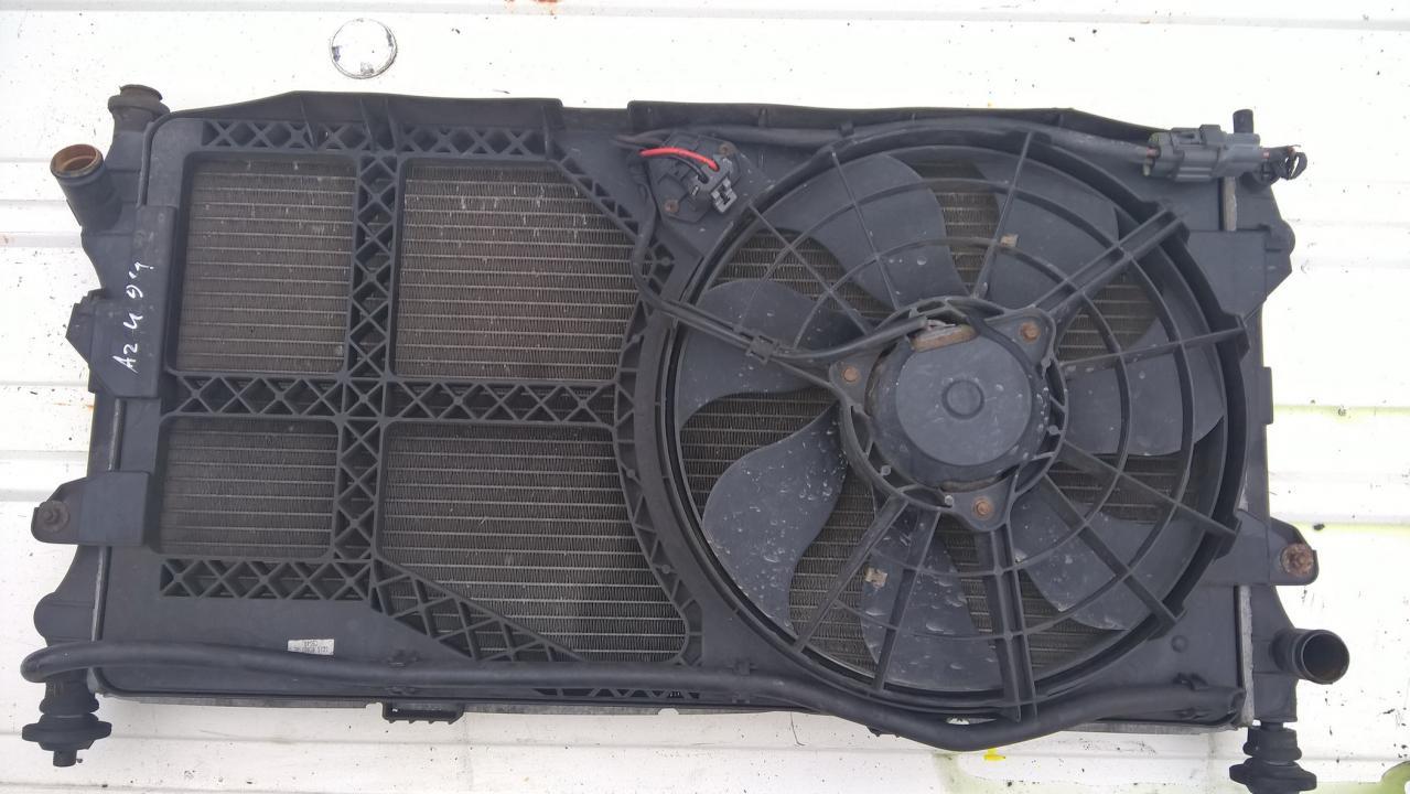 Difuzorius (radiatoriaus ventiliatoriaus) 1C158C607AE 1C15-8C607-AE Ford TRANSIT 1991 2.5