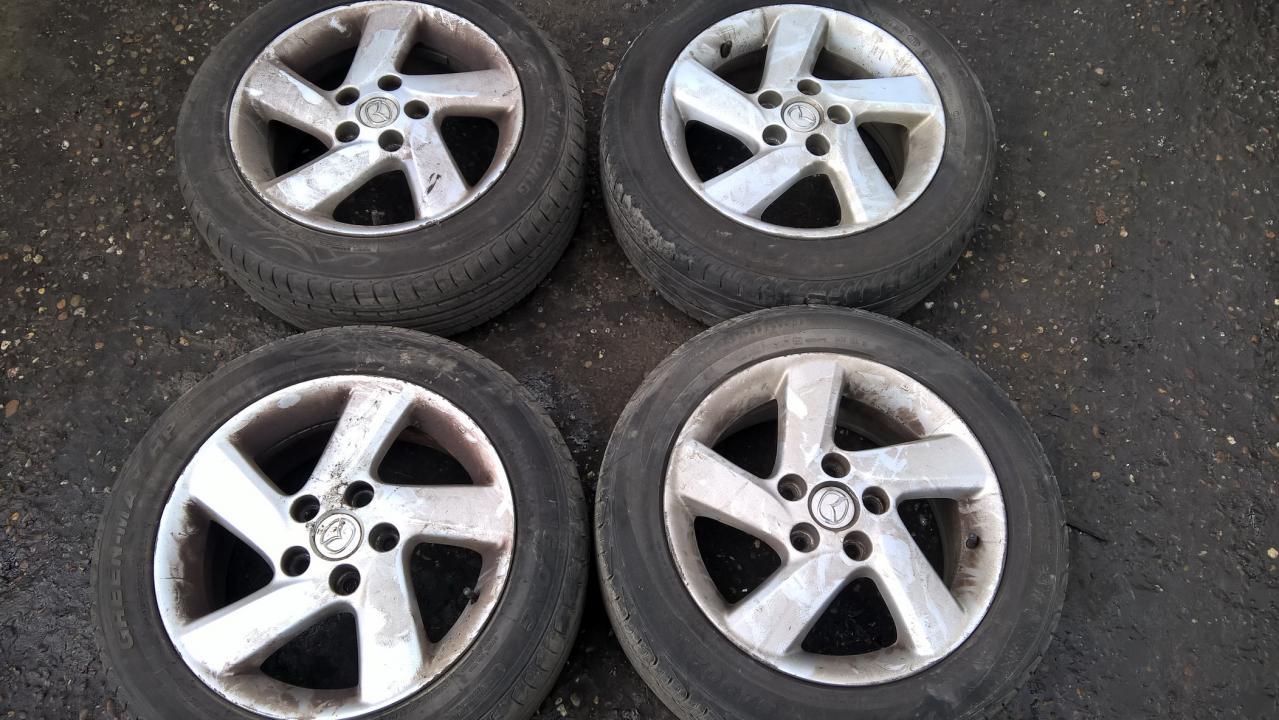 Wheels kit NENUSTATYTA NENUSTATYTA Mazda 6 2002 2.0