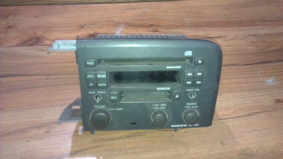 Automagnetola 94965641 9496564-1 Volvo S80 2008 2.4