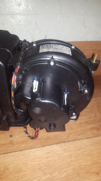 Heater blower assy 2098300362 97414 Mercedes-Benz CLK-CLASS 2005 2.7