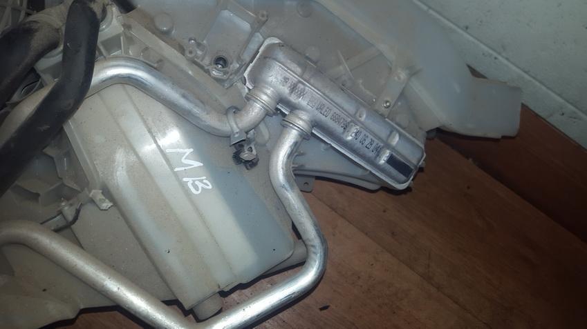 Salono peciuko radiatorius 668479sd 024006zb Mercedes-Benz A-CLASS 2001 1.4