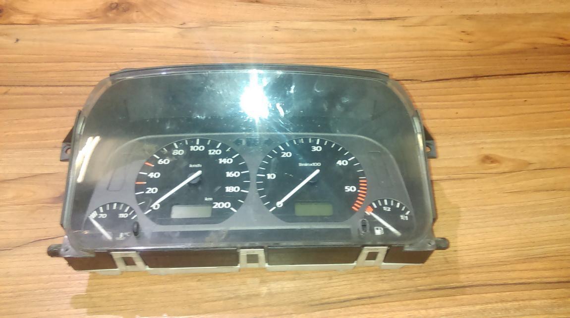 Щиток приборов - Автомобильный спидометр 1h0919860f NENUSTATYTA Volkswagen GOLF 2007 1.9