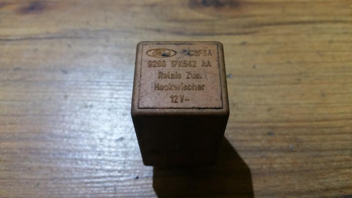 FORD SCORPIO II (GFR, GGR) Kiti valdymo blokai 92GG17K542AA C8F6A 4450615