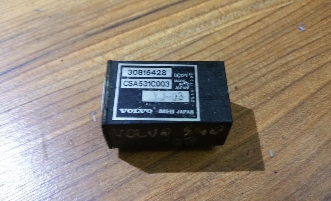 Outside Temperature Sensor Reading Volvo V40 1997    1.6 30815428