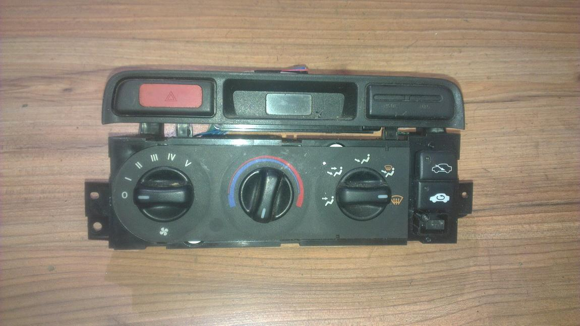 Блок управления климатической установкой NENUSTATYTA nenustatyta Honda ACCORD 1996 1.8