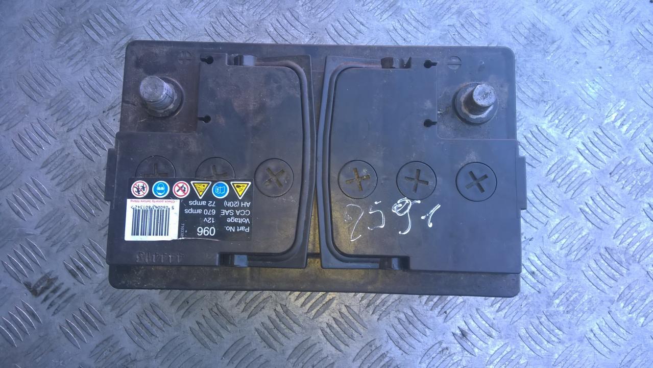 Car battery - Accumulator Ford Galaxy 2001    1.9