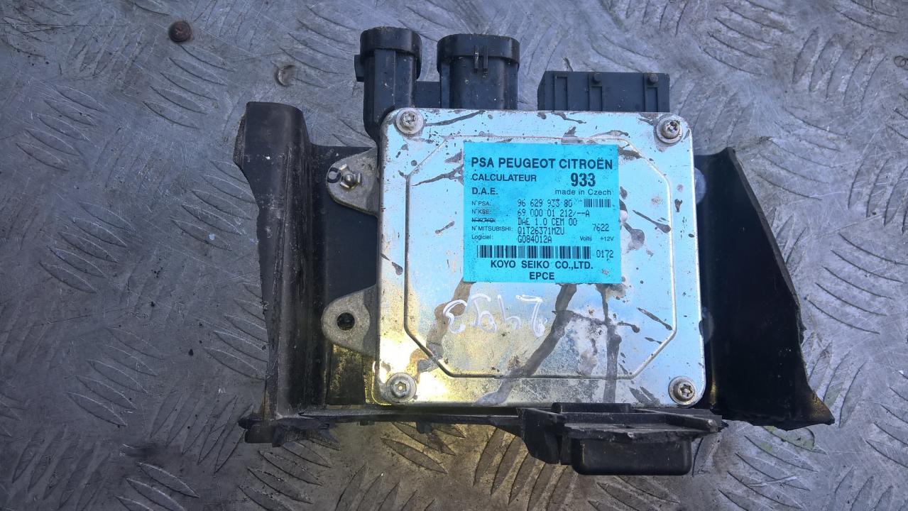 Other computers 9662993380 6900001212A, Q1T26371MZU, G084012A Citroen C2 2005 1.4