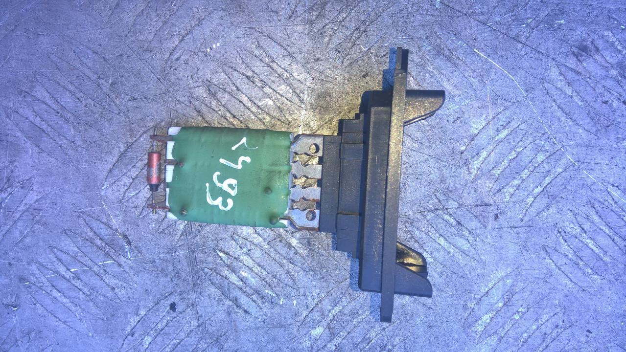 Heater Resistor (Heater Blower Motor Resistor) NENUSTATYTA nenustatyta Citroen C2 2005 1.4