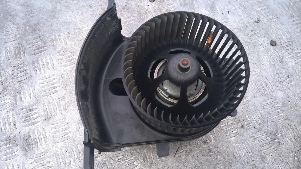 Вентилятор салона j84f666583v NENUSTATYTA Renault SCENIC 1998 1.6