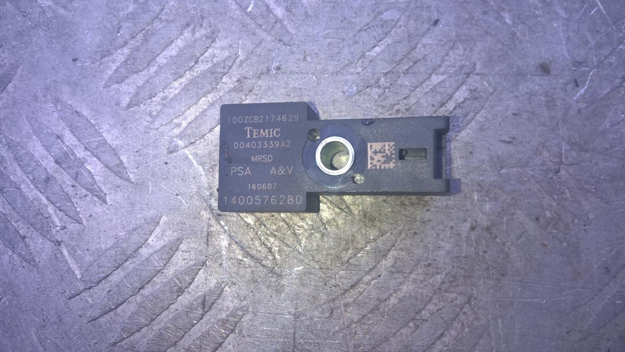Srs Airbag crash sensor 1400576280 100ZCB2174629, 00403339A2 Citroen C2 2005 1.4