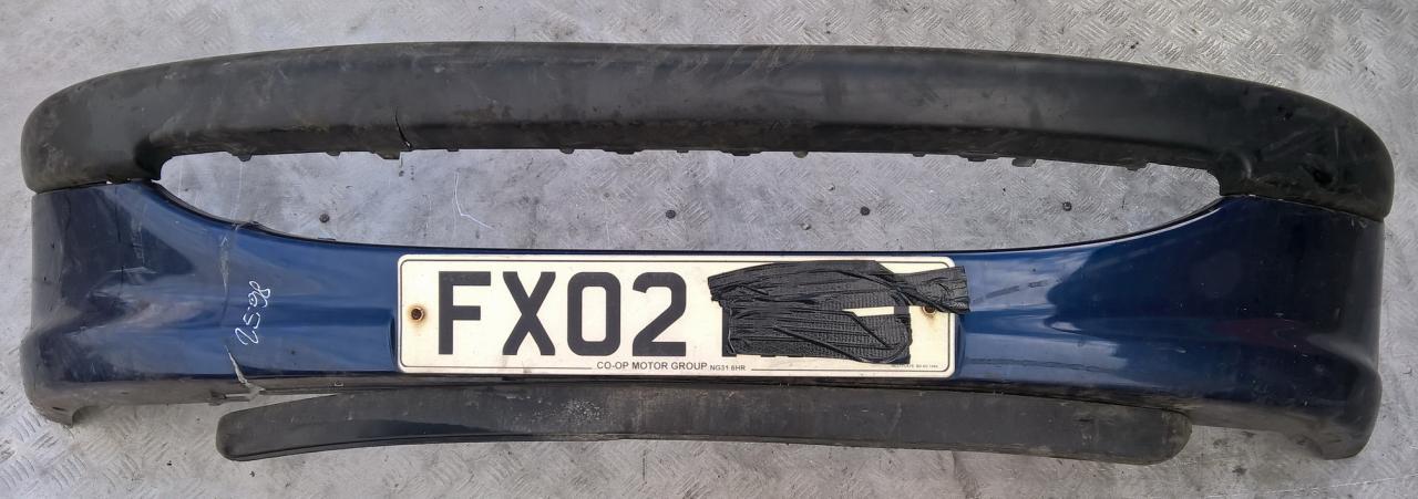Бампер передний 9625078477 NENUSTATYTA Peugeot 206 2002 1.4