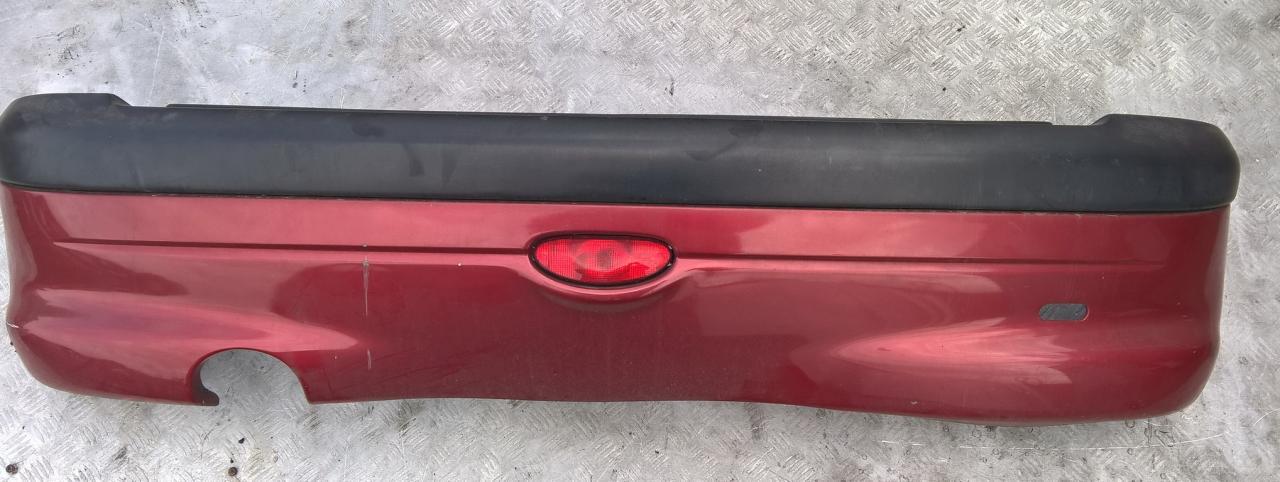Rear bumper 9628638277 NENUSTATYTA Peugeot 206 1998 1.4