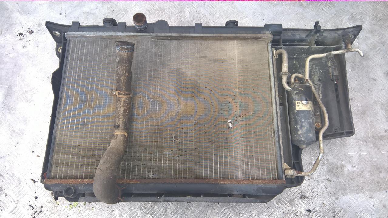 Oro Kondicionieriaus radiatorius NENUSTATYTA NENUSTATYTA Peugeot 206 2002 2.0