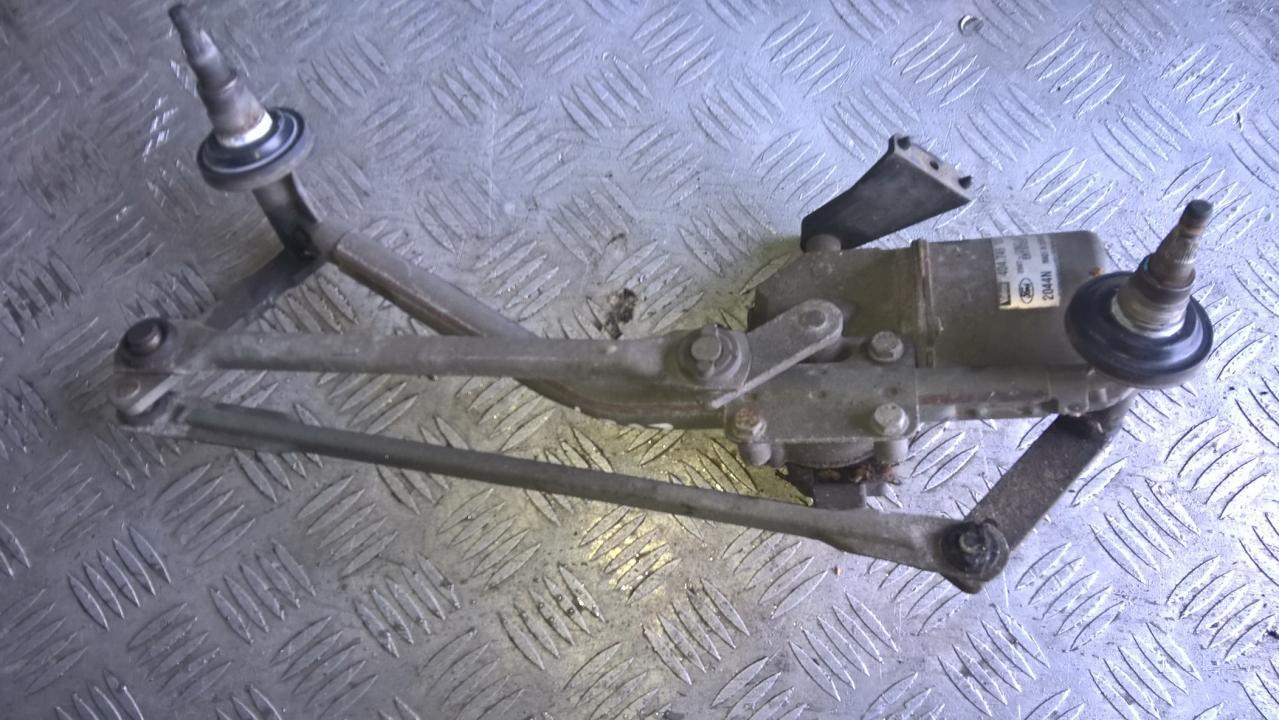 Ford  Fiesta Valytuvu mechanizmas Pr.